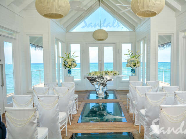 Sandals Customizable Weddings