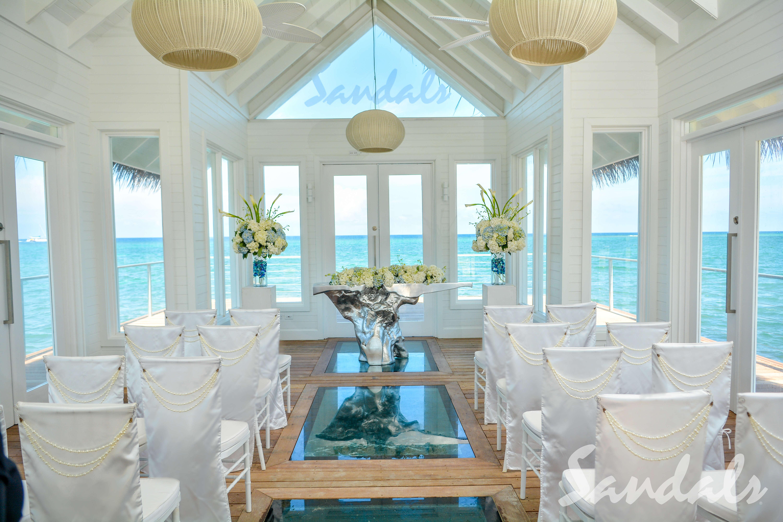 Sandals Customizable Weddings