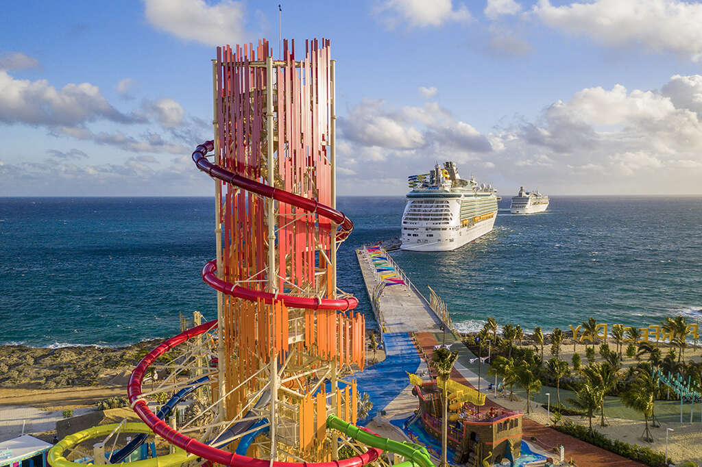 Royal Caribbean Opens Perfect Day at CocoCay, Its $250 Million Private Island in The Bahamas