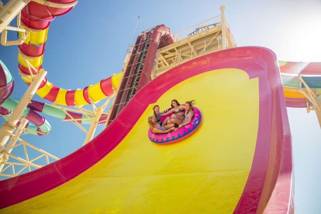 Royal Caribbean Brings 'Thrill' to Life on Perfect Day at CocoCay
