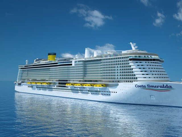 Encore Prepares for the Launch of the 'Dream Come True' Costa Smeralda