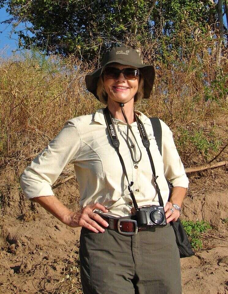 Africa with Gisela