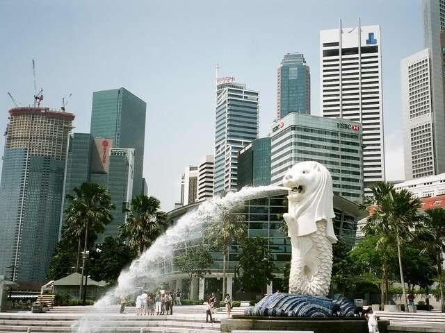Singapore with Manya