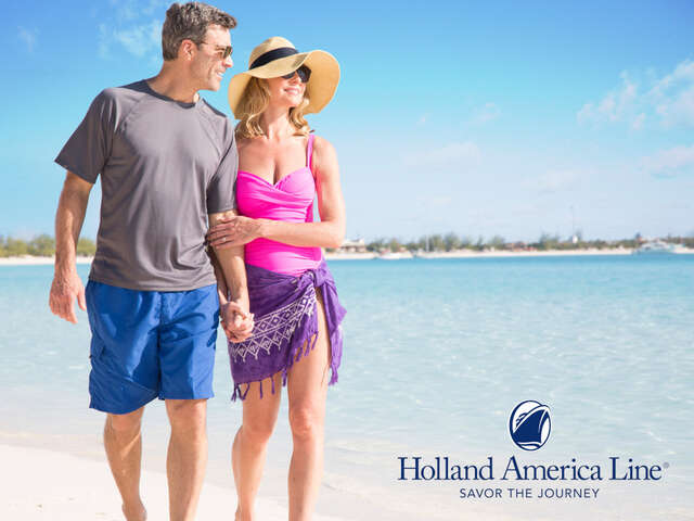 Discover Your Caribbean with Holland America Line