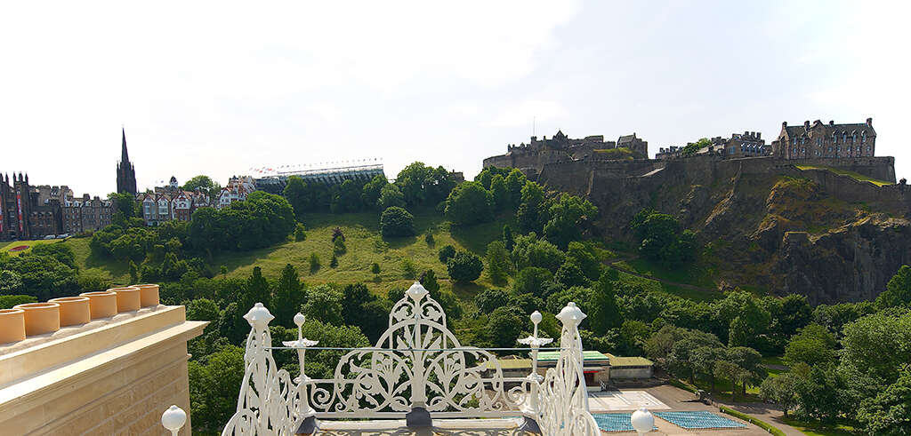 Red Carnation Hotel Collection Sets its Sights on Edinburgh