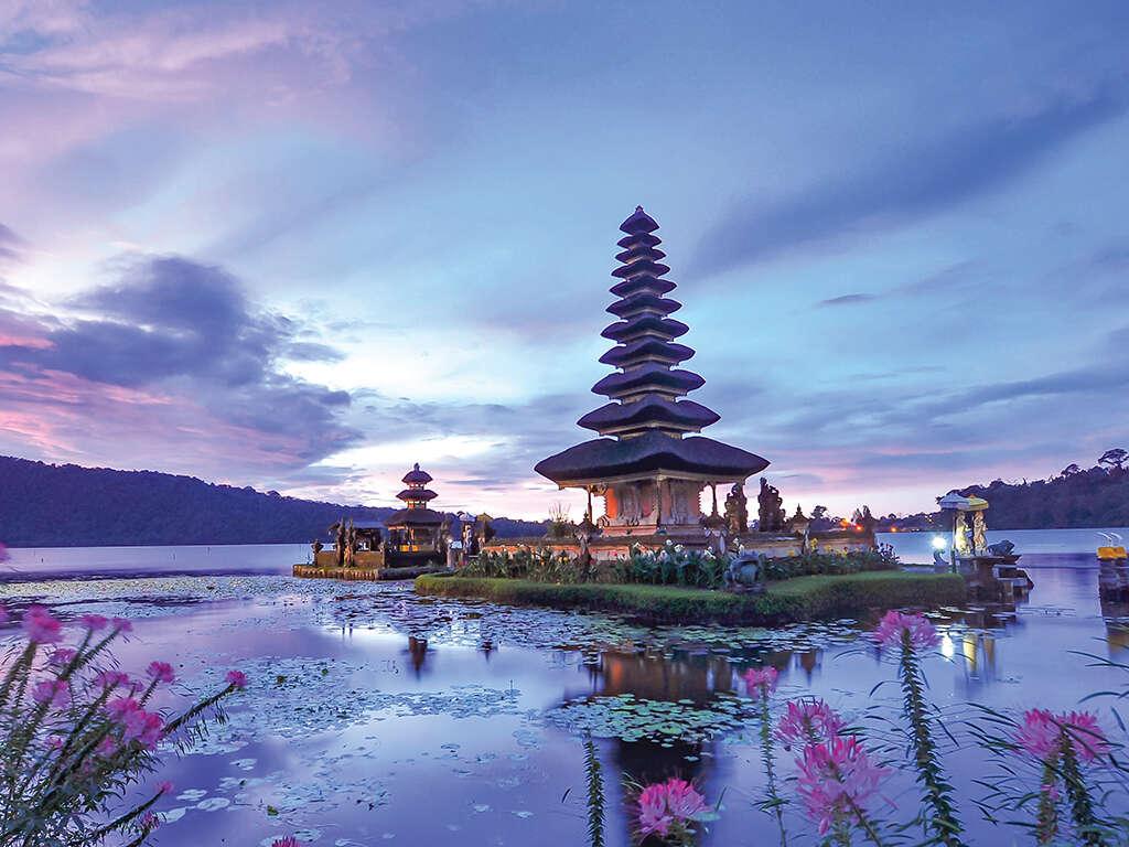 Bali Beach Escape with Air