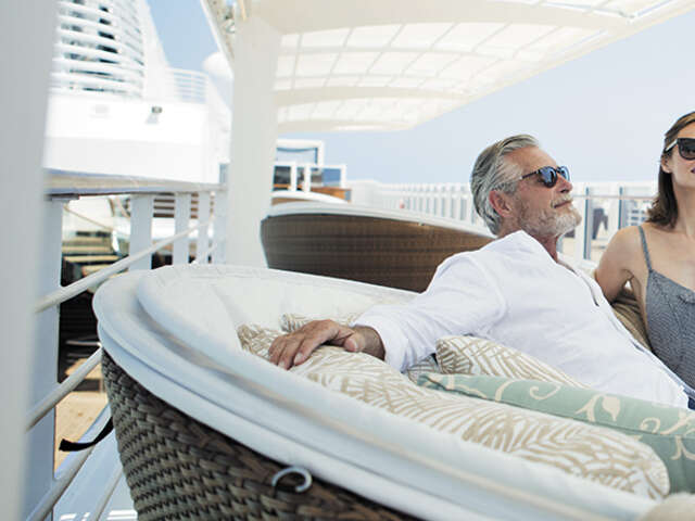 Canadian Dollars at Par with Regent Seven Seas Cruises