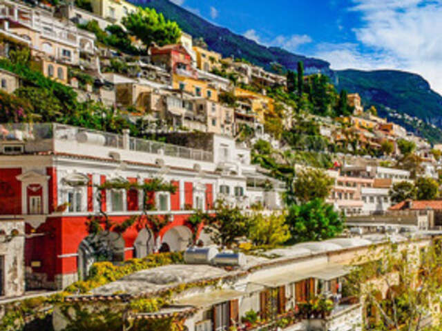 Women Travel to Italy Odyssey - May 2020