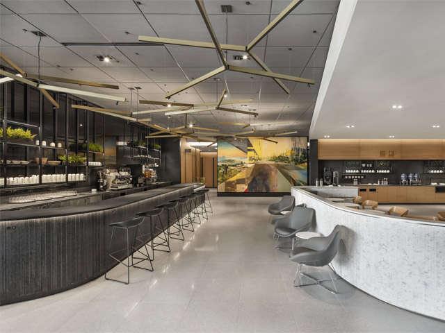 Air Canada Café opens at Toronto Pearson Airport