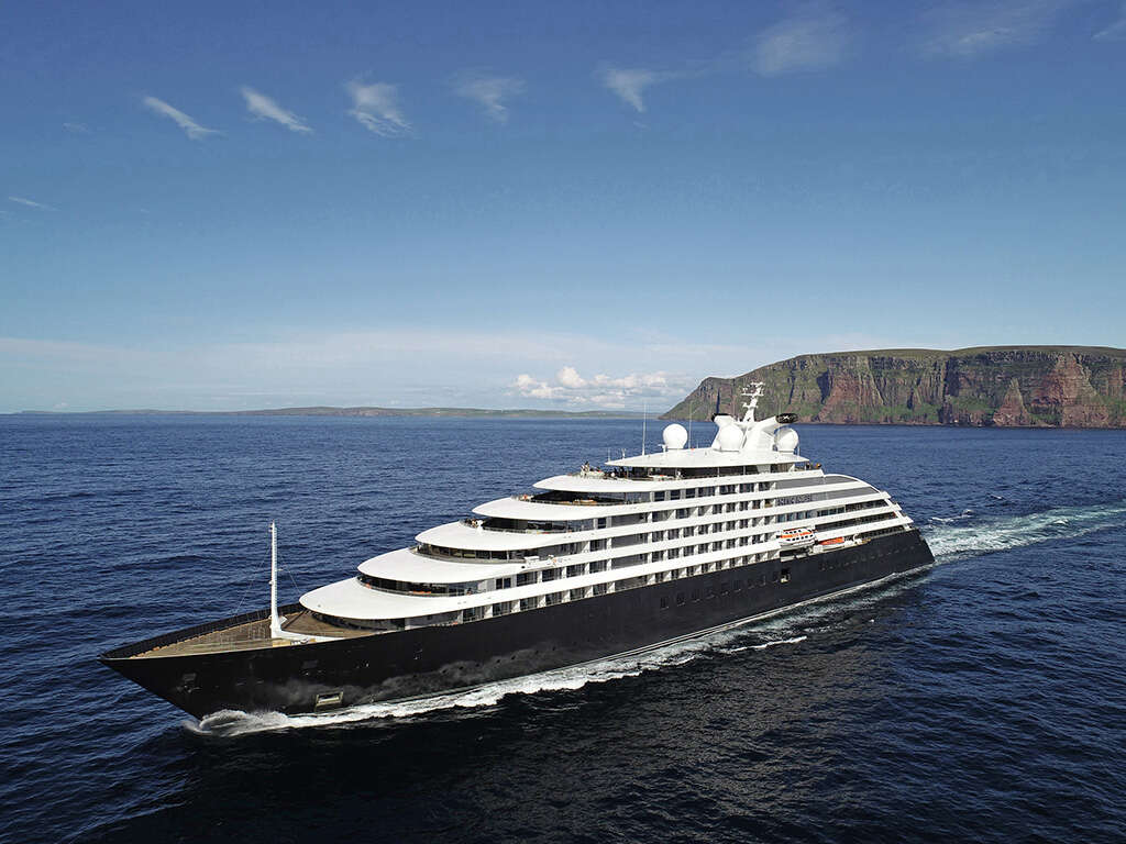 Scenic Eclipse: Where Luxury Meets Discovery