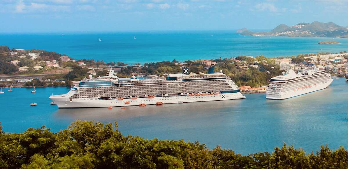 Travel Agent - St. Lucia - Cruises