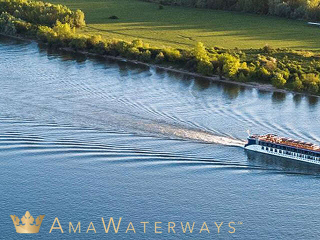Fly FREE to Europe in 2020 with AmaWaterways