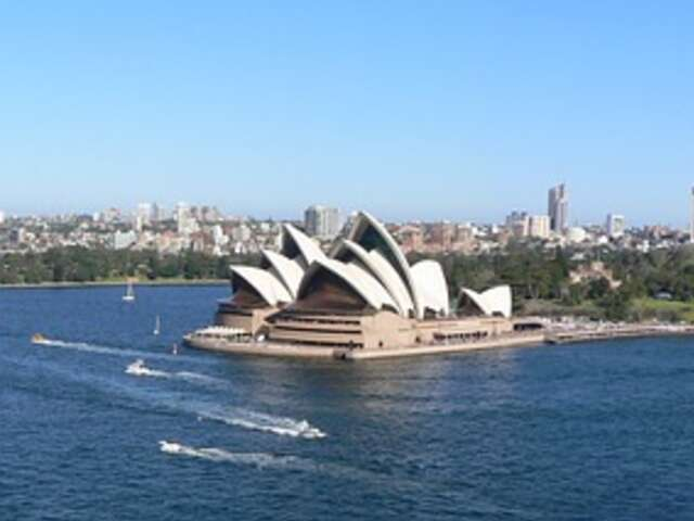 Sydney-Sightseeing like a local