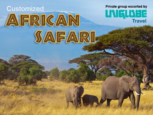 UNIGLOBE Exclusive - African Safari