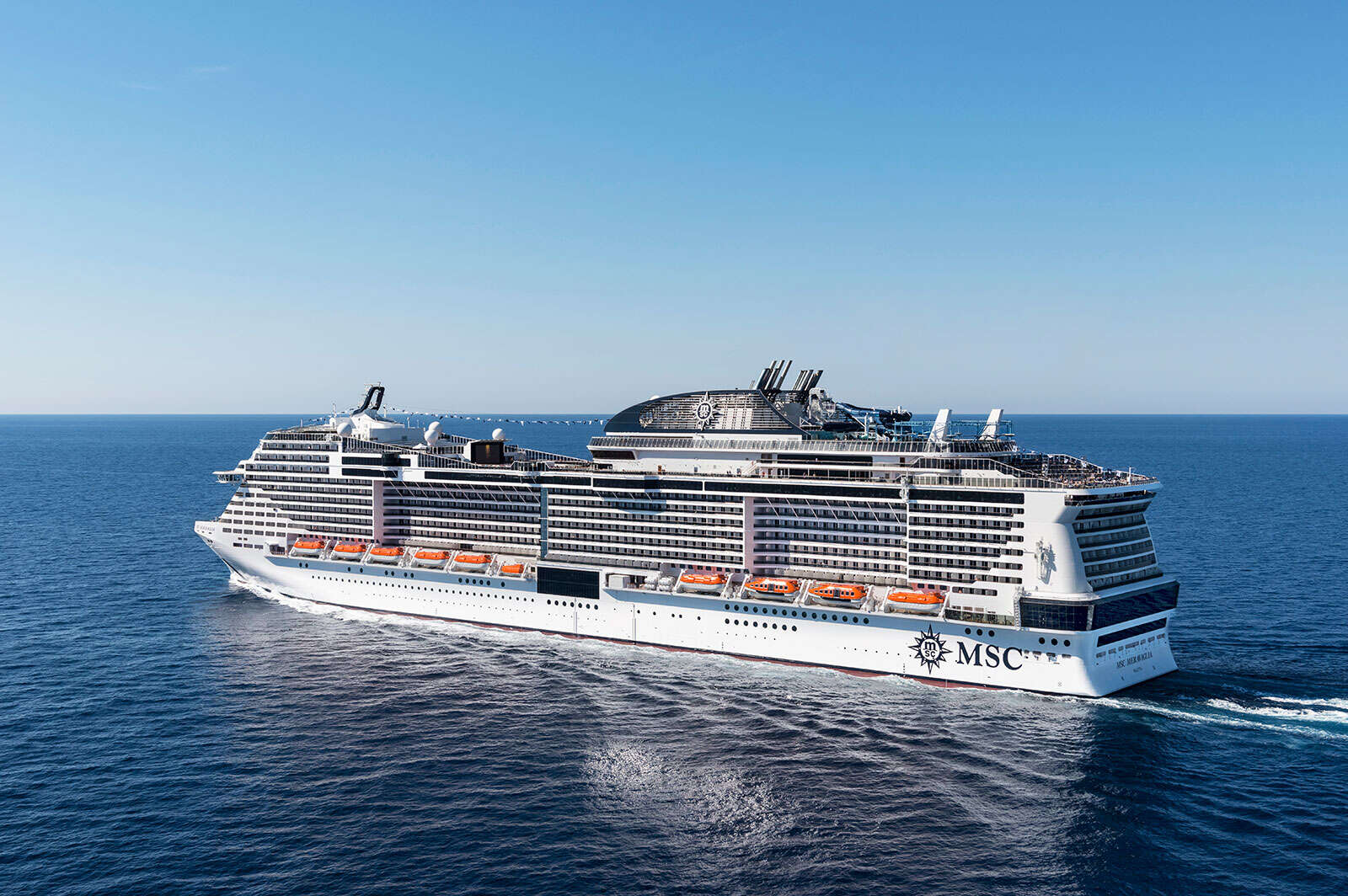 GO ALL IN!  MSC Cruises offers Free Drinks and WiFi