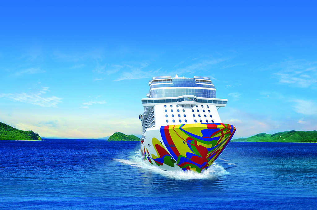 Norwegian Encore is Ready for her Grand Debut