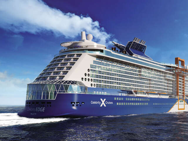 Cruise Review: Celebrity Edge Continues to Shine on the Med