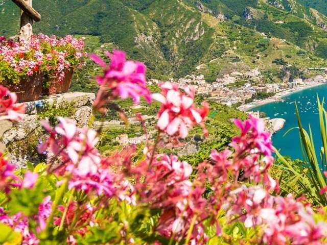 SOLO TRAVEL - Walking the Amalfi Coast - 8 Days