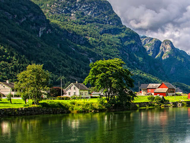 SAVE $375 Per Person on the Wonders of Scandinavia with Goway