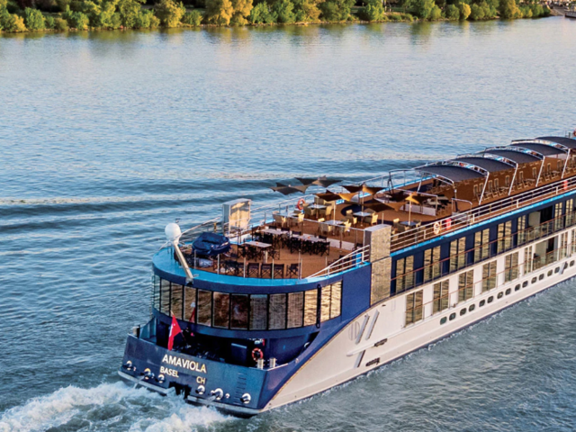 Save 5% on 2021 Early Booking Reward with AmaWaterways