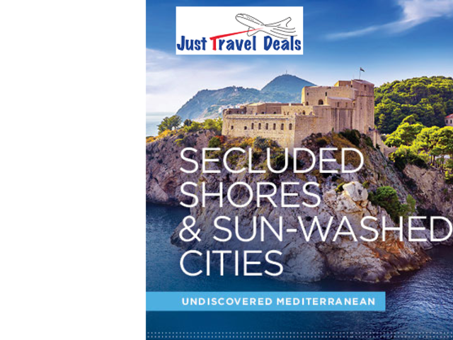 Save on Select Globus Undiscovered Mediterranean Vacations
