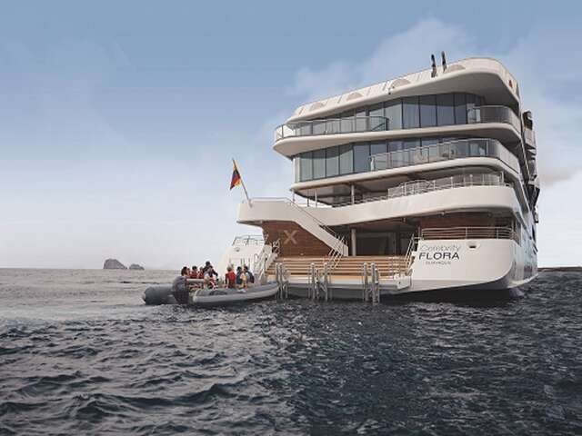 Celebrity Flora - THE ALL-SUITES LUXURY SHIP DESIGNED TO DELIVER YOUR DREAM VACATION