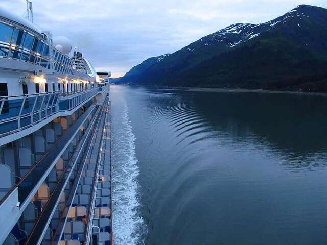 Cruise to Alaska with Princess