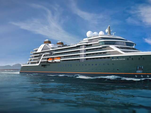 Seabourn's New 'Constellation Lounge' to Feature Stunning 270-Degree Views