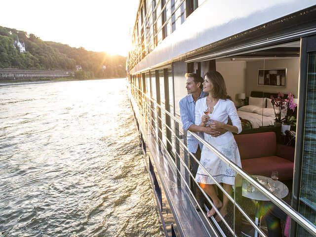 Avalon Waterways - Save $1,500 per couple on select 2020 Avalon Waterways Europe river cruises.*
