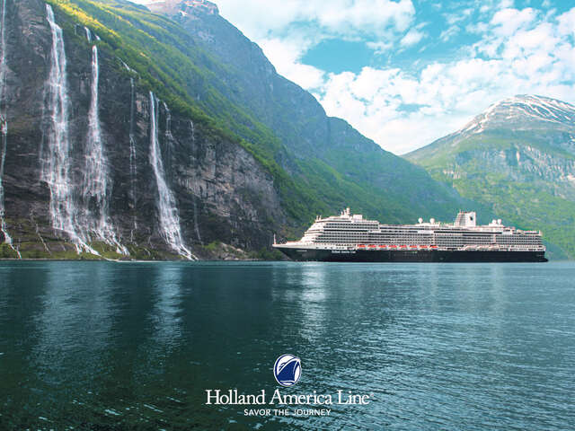 Holland America Line - 17-Day European River Explorer, 8/22/2020