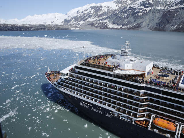 Holland America Line - 7-Day Glacier Discovery Southbound, 7/19/2020