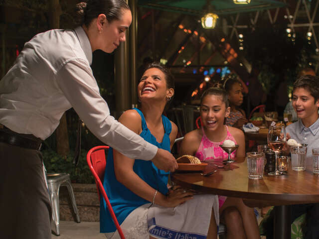 Royal Caribbean - Receive a specialty dining experience for two when you book select sailings!