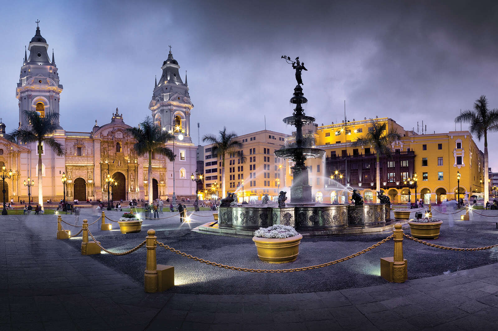 Goway Travel - Wonders of Peru with International Airfare