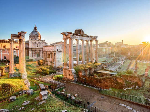 Goway Travel - Norwegian Epic & Rome with Airfare | Exclusive Offer