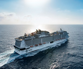 MSC - Bringing the World to You