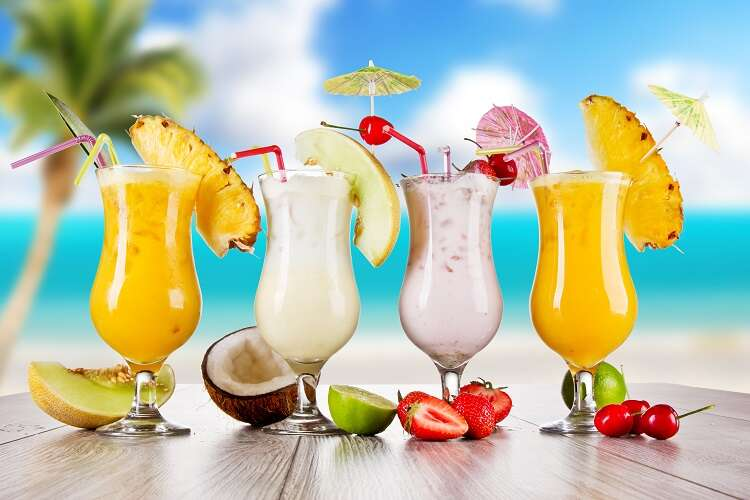 Easy Caribbean Cocktails