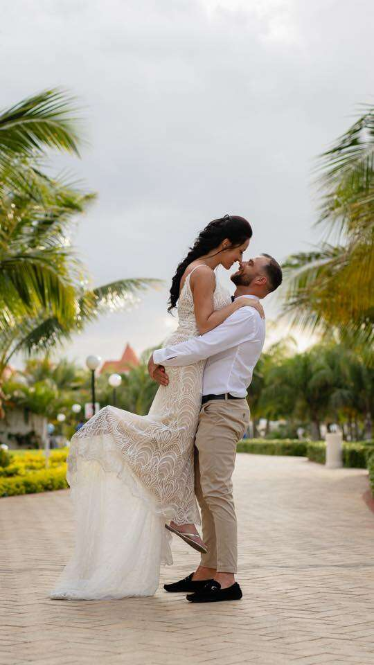 Destination Wedding at Bahia Principe Grand Jamaica, Runaway Bay, Jamaica