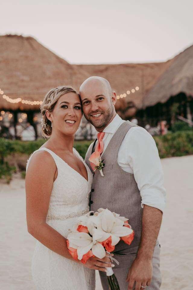 Destination Wedding at Now Sapphire in Riviera Maya, Mexico