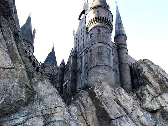 Universal Studios!