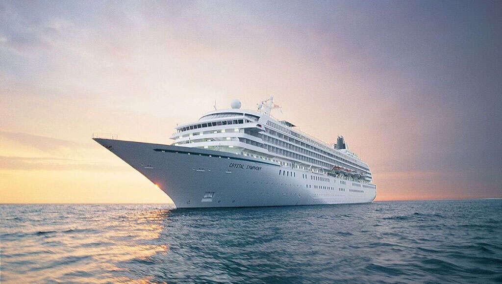 Crystal Cruises: A Lavish Cruise Lifestyle