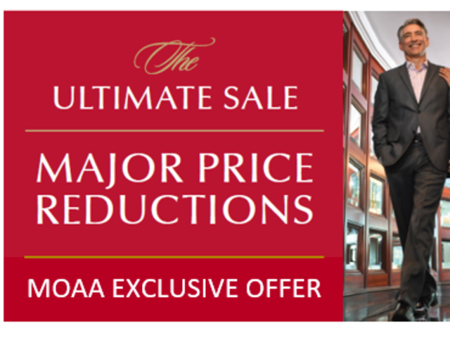 Oceania-The Ultimate Sale