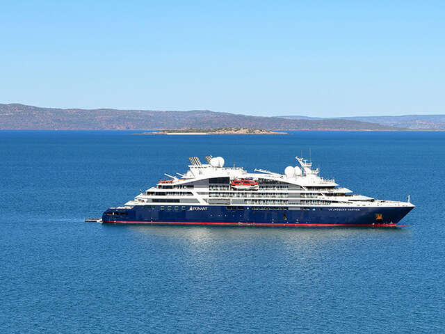 PONANT Takes Delivery of Le Jacques Cartier