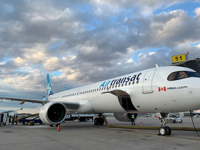 Air Transat Resumes Air Operations, Offers 3 International Flights and 3 Domestic