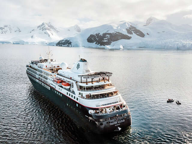 Journey to the Ends of the Earth… with Silversea Expeditions