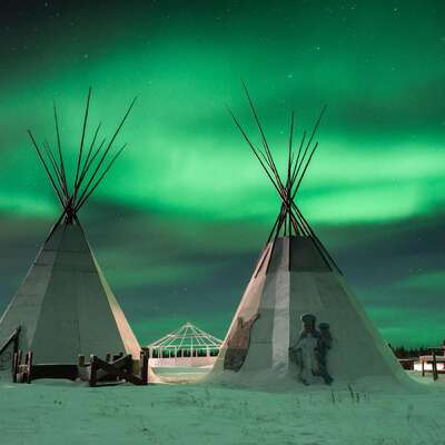Northwest Territories July 2021