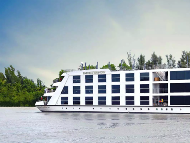 Emerald Waterways Celebrates Seven Years of Small-Ship Cruising with Triple Savings on Mekong River Cruises