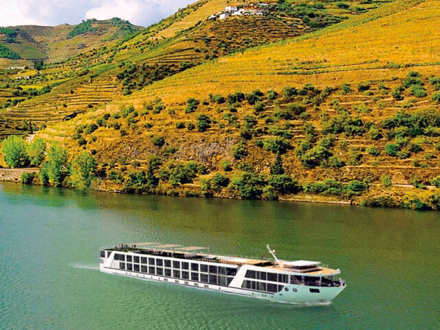 Emerald Waterways' Culinary Sailing in Portugal  with Chef Michael Bonacini Rescheduled for July 2021