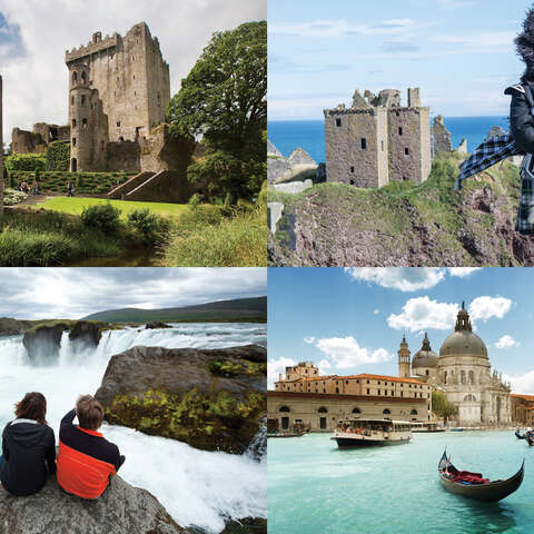 CIE Tours - Savings on Tours, Itineraries, and Driver