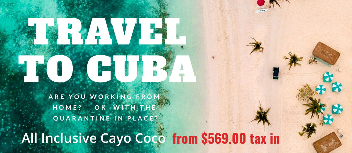 Cuba on the GO Now!!