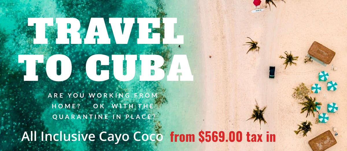 Cuba on the GO Now!!